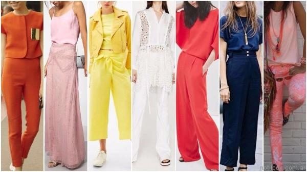 Adelanto primavera verano 2018 moda hoy for Tendencia de color de moda