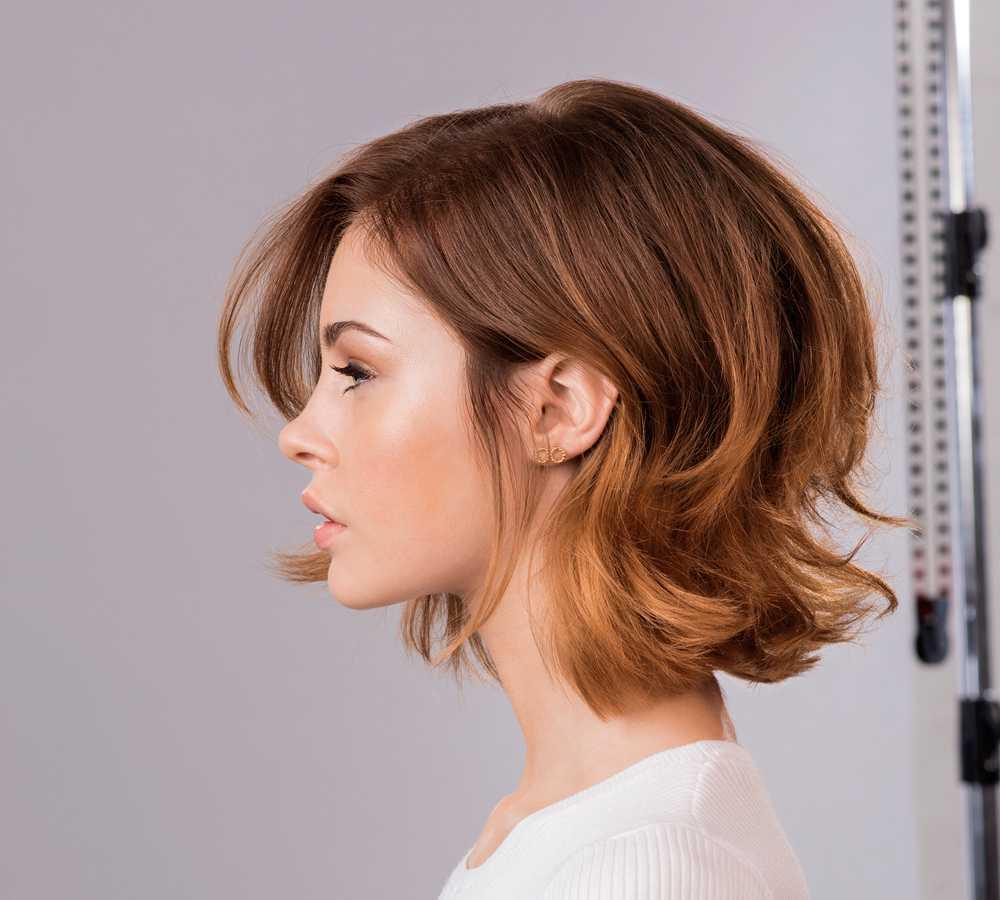 Encantador peinados escalados Colección de cortes de pelo estilo - Cortes rebajados: Fotos de los mejores look de peinados ...