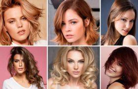 Cortes rebajados: Fotos de los mejores look de peinados escalados